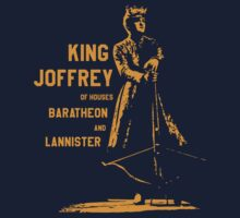 King Joffrey by hunekune