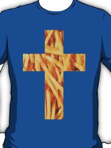 Fries - Cross T-Shirt