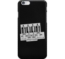 Mechanical Advantage (Fine Motor Skills) iPhone Case/Skin
