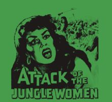 Attack of the jungle women. by BungleThreads