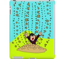 A Mole Of Potatoes iPad Case/Skin