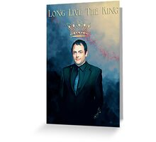 The King Of Hell ♥ Greeting Card