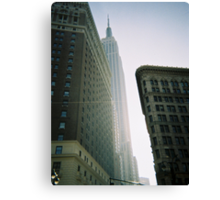 pbbyc - Empire State 35mm Canvas Print