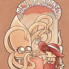 Me & the Kraken - Victorian edition: Tearoom by Laura Congiu