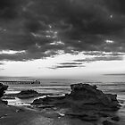 The Pier - Point Lonsdale Victoria by Graeme Buckland