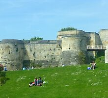 Caen Castle 2 by GregoryE