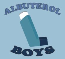 Albuterol Boys by Zaphros