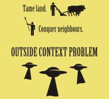 Outside Context Problem by jezkemp