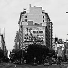 MAIN AND SPRING - LOS ANGELES by Paul Quixote Alleyne