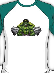 Hulk's Gym T-Shirt