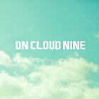On Cloud Nine  by Nicola  Pearson