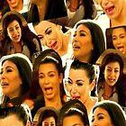 Kim Kardashian by biancababee