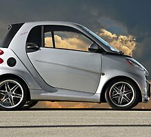 Smart Car I by DaveKoontz