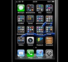 Confuse - Double Fronted iPhone by concensio