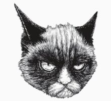 Grumpy Cat by BurbSupreme