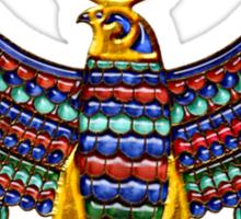 Ancient Egyptian God Horus (t-shirt) Sticker