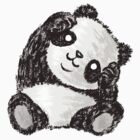 Cute Panda by Toru Sanogawa