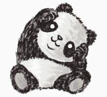 Cute Panda by Toru Sanogawa