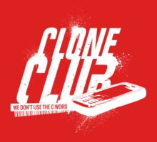 Clone Club (white) by mymeyer