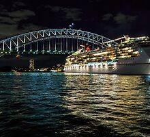 Sydney Harbour Cruise 2 by Michael Clarke