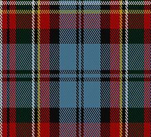 02680 Dykes of Perthshire Tartan Fabric Print Iphone Case  by Detnecs2013