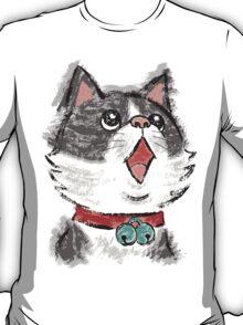 Cat wearing bells T-Shirt