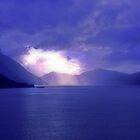 Blue Serenity by EvaMarIza