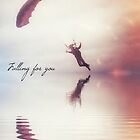 Falling for you  by Ali Brown