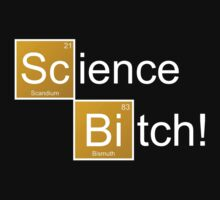 Science Bitch! by BrightDesign