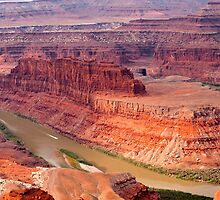 Dead Horse Point by Randy Giesbrecht