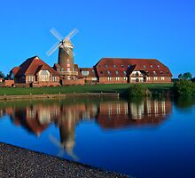 Caldecotte Arms - Milton Keynes by Simon Hills