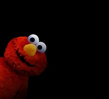 Elmo by debidabble