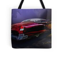 Cadillac Biarritz Convertible Daddy's Caddy Must Have Been Moonglow Tote Bag