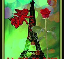 la vie en rose by DMEIERS