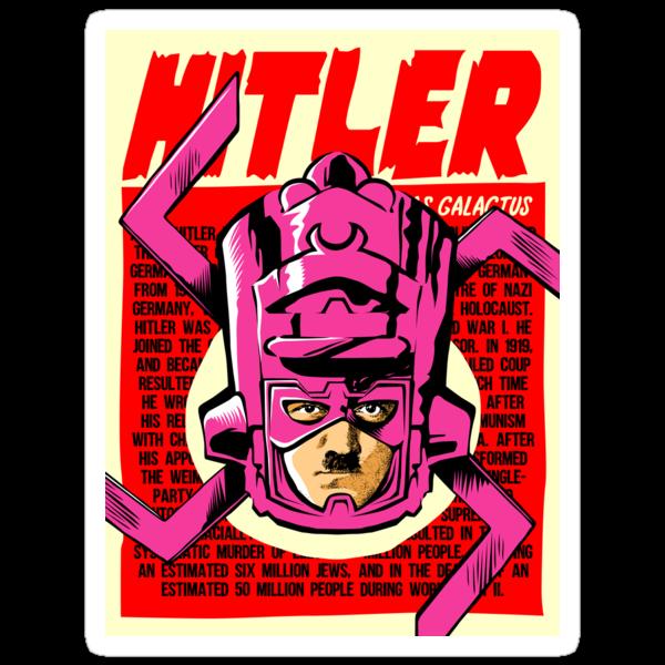 Real Life Supervillains - New World Devourer by butcherbilly