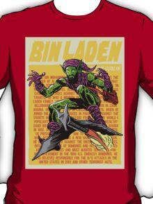 Real Life Supervillains - Goblin Terror T-Shirt