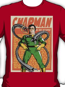Real Life Supervillains - Doc Chap T-Shirt