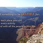 Find Something to Be Grateful For by Wendy Meg Siegel