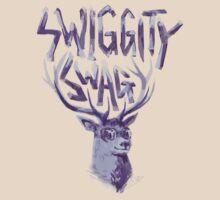 SWIGGITY SWAG I'M A STAG by ravefirell