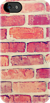 Brick House - Original Art Print by WayfarerPrints