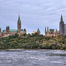 The Parliament Buildings Of Ottawa © by © Hany G. Jadaa © Prince John Photography