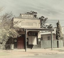 Webb Bros., Butchers ~ Marrar NSW by Rosalie Dale
