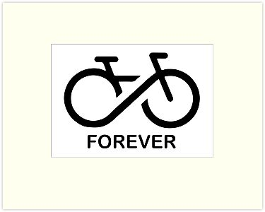 Bicycle Forever by PaulHamon