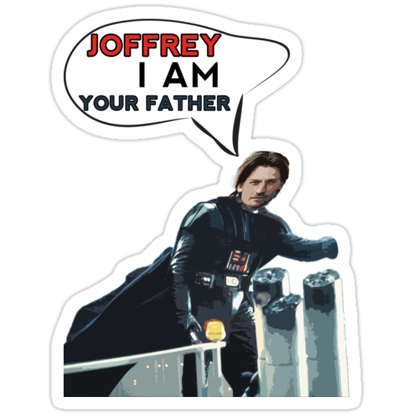 Joffrey I am your father! by RC-XD