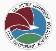 US DEA Drug Enforcement Administration by GreatSeal