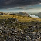 Lingmell Panoramic by James Grant