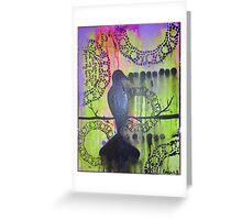 The way the world occurs 2 Greeting Card