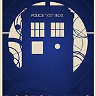 Doctor Who Poster by Luke Morgan