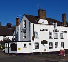 Gaskell Arms Hotel, Much Wenlock by wiggyofipswich