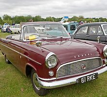 1961 Ford Consul Convertible 1703cc by Keith Larby